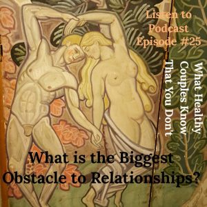 Power is the Biggest Obstacle to Relationship Success?