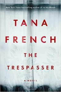 Lies, Truth, Truths,The Trespasser,Tanya French,therapy