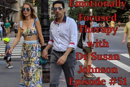 Love & Emotionally Focused Therapy with Dr. Susan Johnson
