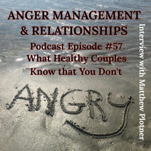 Anger Management & Relationships